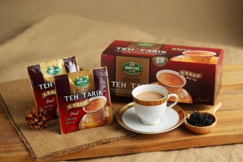 Garden Cafe白咖啡-拉茶(Milktea)